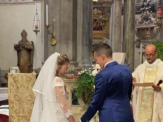 Le nozze di Giulia e Omar 3