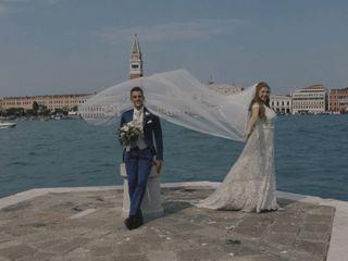 Le nozze di Giulia e Omar