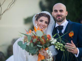 Le nozze di Noemi e Simone