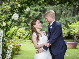 Le nozze di Stefania e Henrik 1