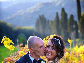 Le nozze di Samantha e Nicola 1