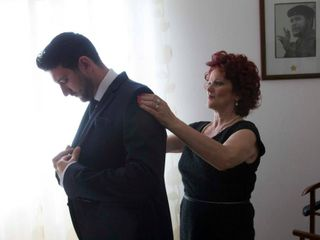 Le nozze di Morena e Calogero 1