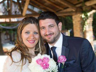 Le nozze di Morena e Calogero
