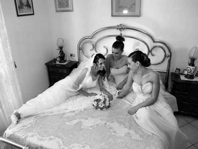 Il matrimonio di Massimo e Francesca a Scilla, Reggio Calabria 10