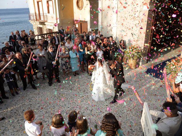 Il matrimonio di Massimo e Francesca a Scilla, Reggio Calabria 12