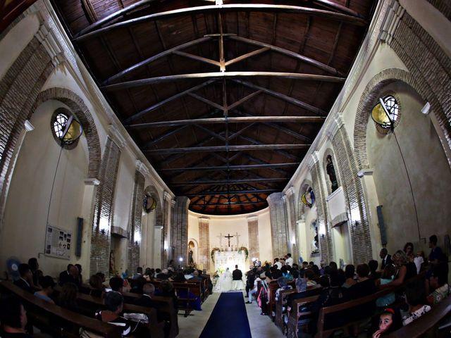 Il matrimonio di Massimo e Francesca a Scilla, Reggio Calabria 14