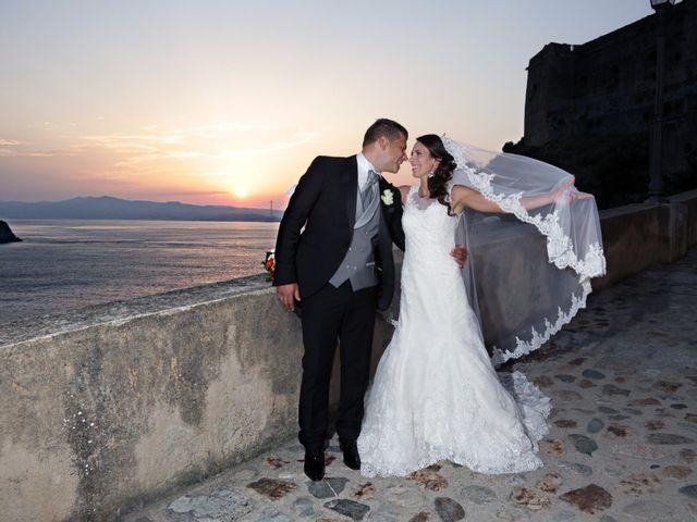 Il matrimonio di Massimo e Francesca a Scilla, Reggio Calabria 21