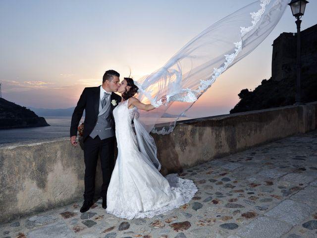 Il matrimonio di Massimo e Francesca a Scilla, Reggio Calabria 22