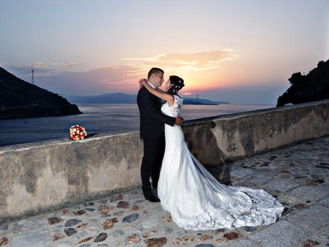 Il matrimonio di Massimo e Francesca a Scilla, Reggio Calabria 23