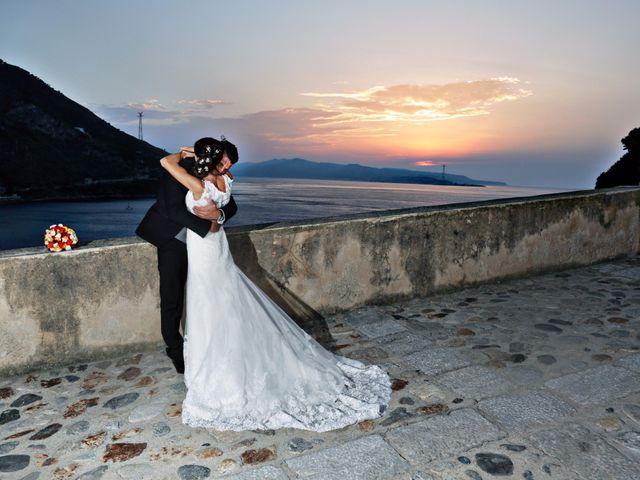Il matrimonio di Massimo e Francesca a Scilla, Reggio Calabria 24