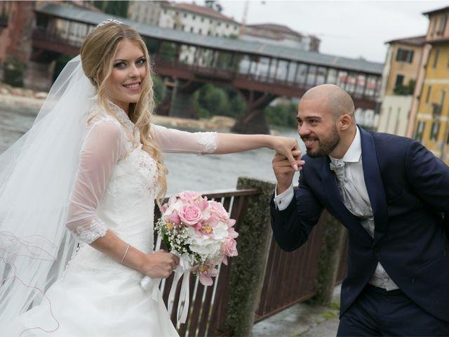 Le nozze di Lisa e Niccolò
