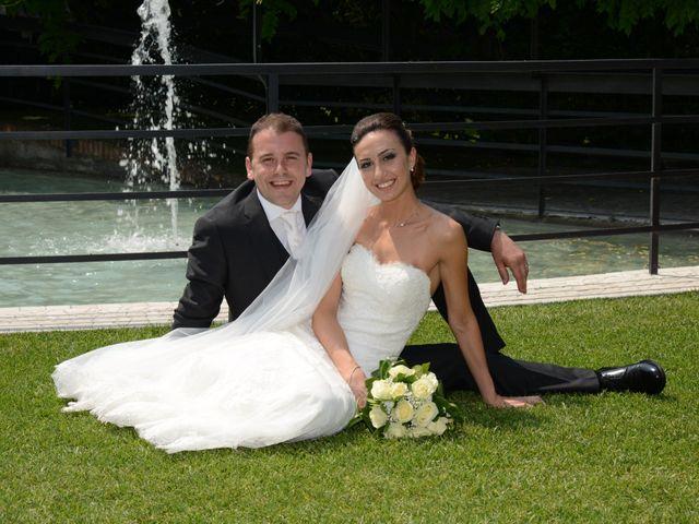 le nozze di Cristina e Dante