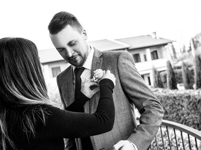 Il matrimonio di Gheorghe e Mariana a Carpenedolo, Brescia 4