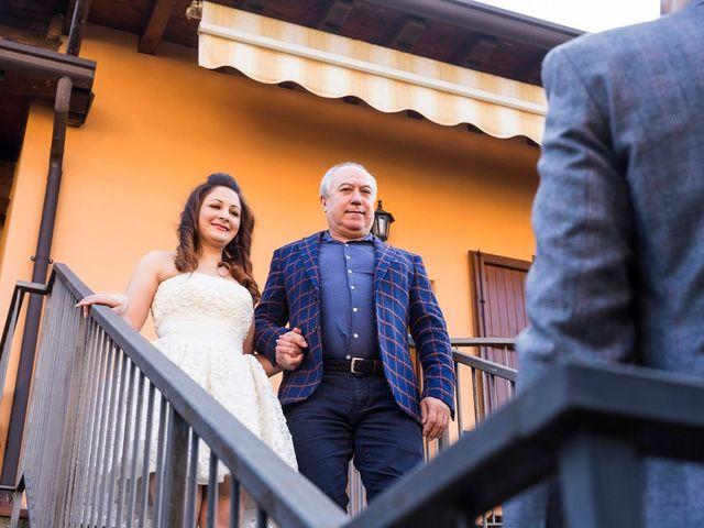 Il matrimonio di Gheorghe e Mariana a Carpenedolo, Brescia 14