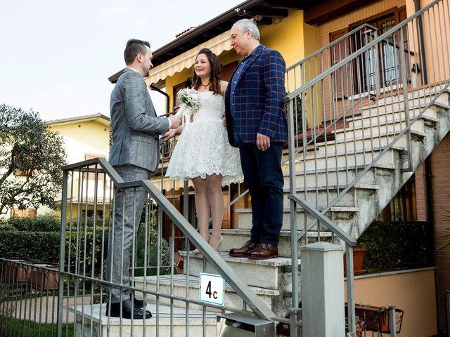 Il matrimonio di Gheorghe e Mariana a Carpenedolo, Brescia 15