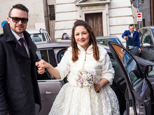 Il matrimonio di Gheorghe e Mariana a Carpenedolo, Brescia 16