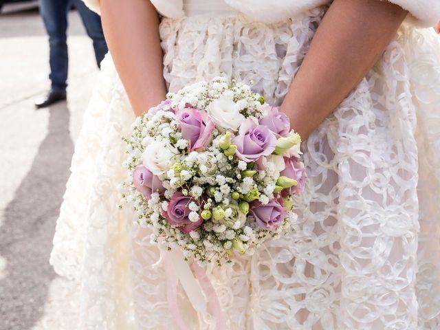 Il matrimonio di Gheorghe e Mariana a Carpenedolo, Brescia 17
