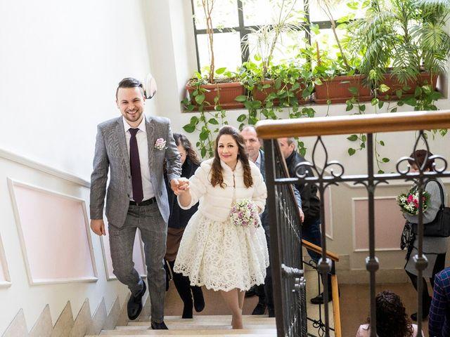 Il matrimonio di Gheorghe e Mariana a Carpenedolo, Brescia 18