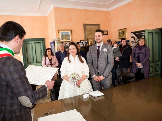 Il matrimonio di Gheorghe e Mariana a Carpenedolo, Brescia 19
