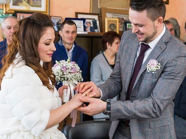 Il matrimonio di Gheorghe e Mariana a Carpenedolo, Brescia 20