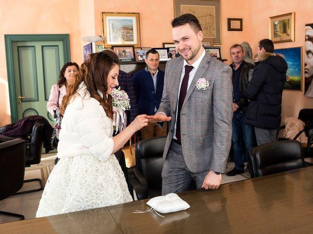 Il matrimonio di Gheorghe e Mariana a Carpenedolo, Brescia 21