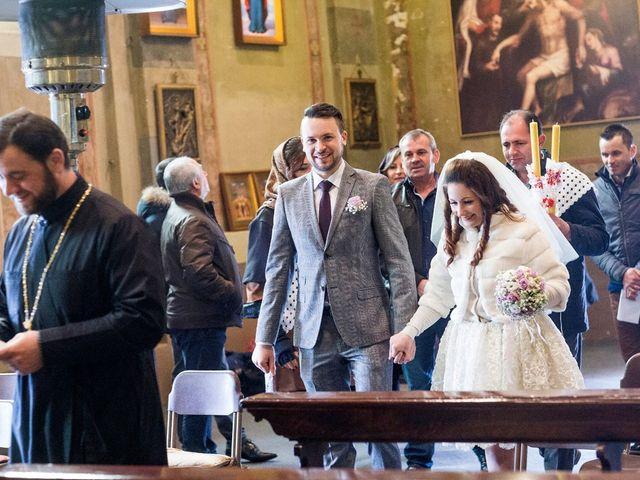 Il matrimonio di Gheorghe e Mariana a Carpenedolo, Brescia 22