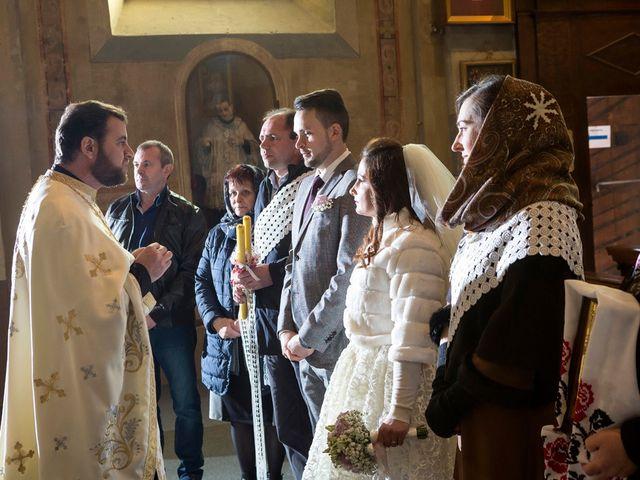 Il matrimonio di Gheorghe e Mariana a Carpenedolo, Brescia 23