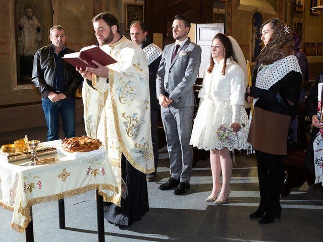 Il matrimonio di Gheorghe e Mariana a Carpenedolo, Brescia 24