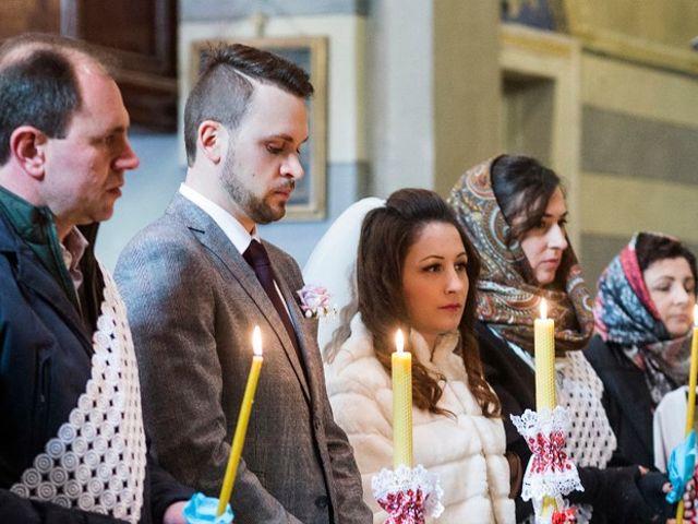 Il matrimonio di Gheorghe e Mariana a Carpenedolo, Brescia 27