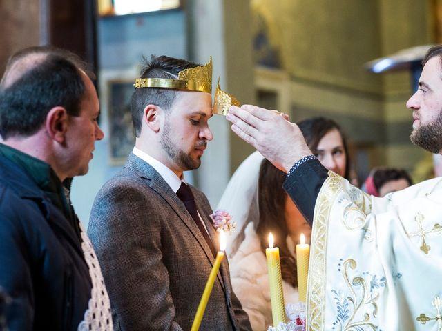 Il matrimonio di Gheorghe e Mariana a Carpenedolo, Brescia 28