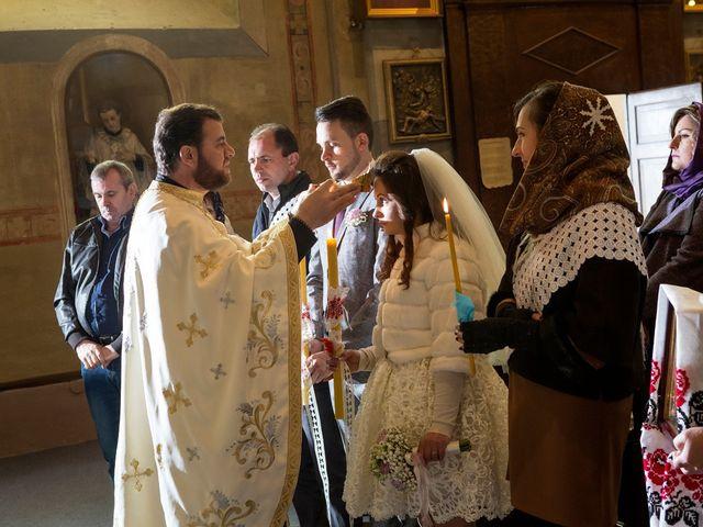 Il matrimonio di Gheorghe e Mariana a Carpenedolo, Brescia 29