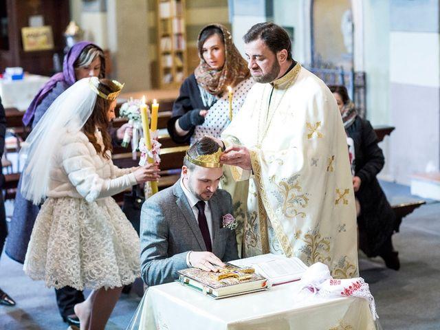 Il matrimonio di Gheorghe e Mariana a Carpenedolo, Brescia 31