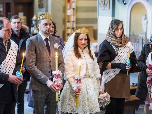 Il matrimonio di Gheorghe e Mariana a Carpenedolo, Brescia 32