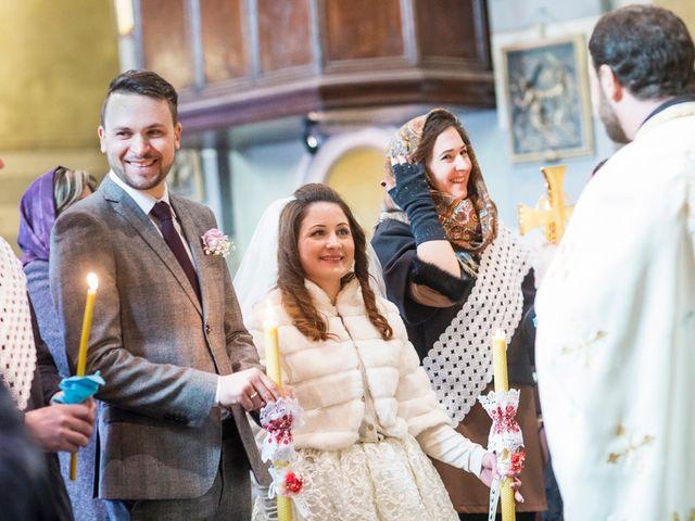 Il matrimonio di Gheorghe e Mariana a Carpenedolo, Brescia 33