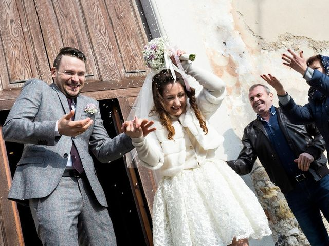 Il matrimonio di Gheorghe e Mariana a Carpenedolo, Brescia 34
