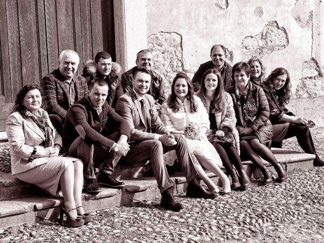 Il matrimonio di Gheorghe e Mariana a Carpenedolo, Brescia 35