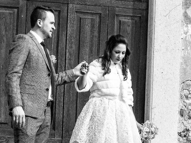 Il matrimonio di Gheorghe e Mariana a Carpenedolo, Brescia 39