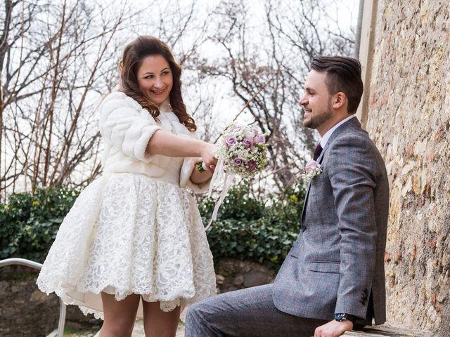 Il matrimonio di Gheorghe e Mariana a Carpenedolo, Brescia 40