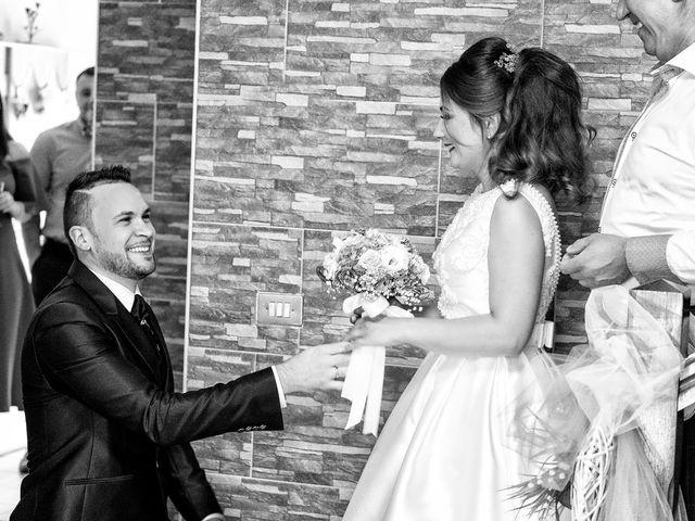 Il matrimonio di Gheorghe e Mariana a Carpenedolo, Brescia 64