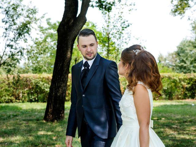 Il matrimonio di Gheorghe e Mariana a Carpenedolo, Brescia 65