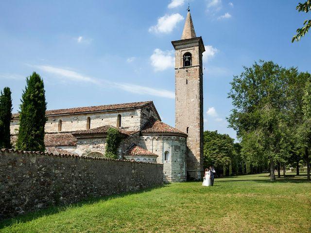Il matrimonio di Gheorghe e Mariana a Carpenedolo, Brescia 67
