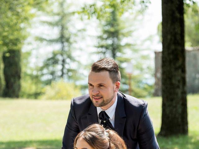 Il matrimonio di Gheorghe e Mariana a Carpenedolo, Brescia 70
