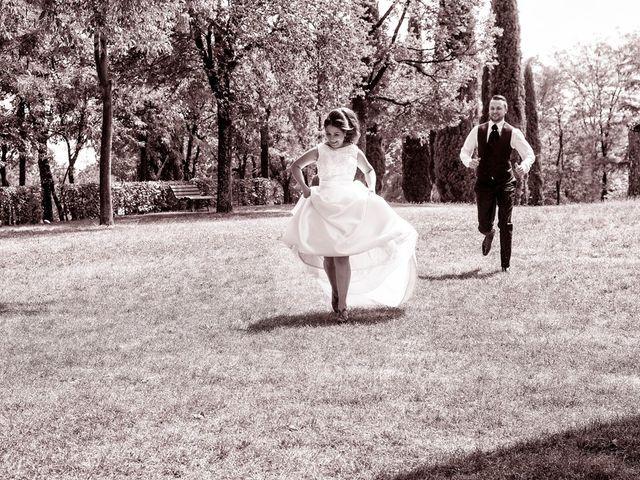 Il matrimonio di Gheorghe e Mariana a Carpenedolo, Brescia 72