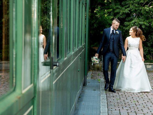 Il matrimonio di Gheorghe e Mariana a Carpenedolo, Brescia 76