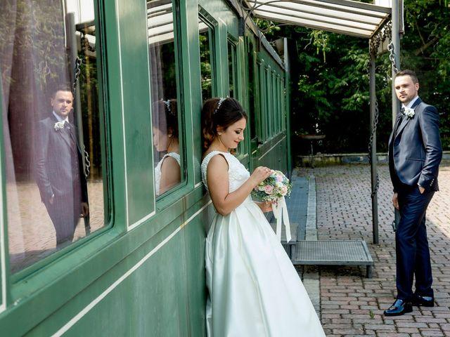 Il matrimonio di Gheorghe e Mariana a Carpenedolo, Brescia 77