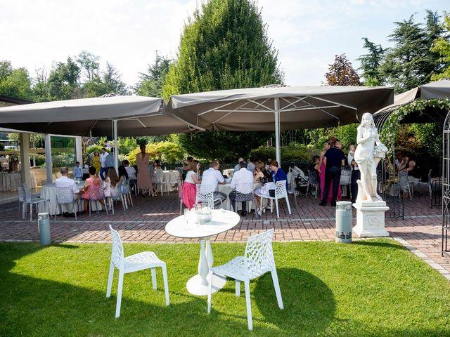 Il matrimonio di Gheorghe e Mariana a Carpenedolo, Brescia 79