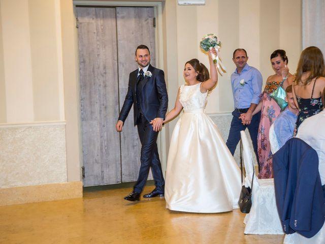 Il matrimonio di Gheorghe e Mariana a Carpenedolo, Brescia 84