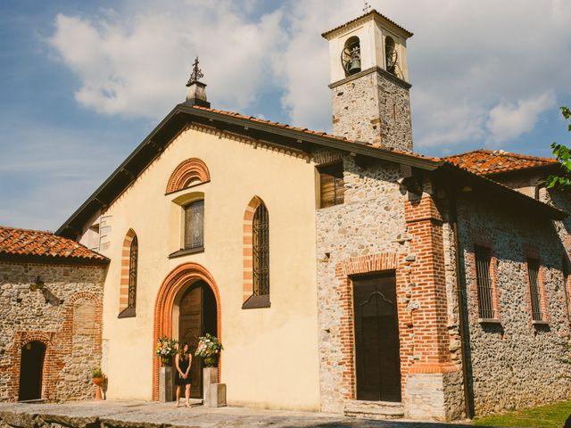 Il matrimonio di Matteo e Laura a Varese, Varese 31