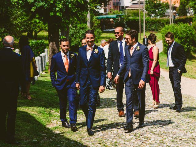 Il matrimonio di Matteo e Laura a Varese, Varese 35