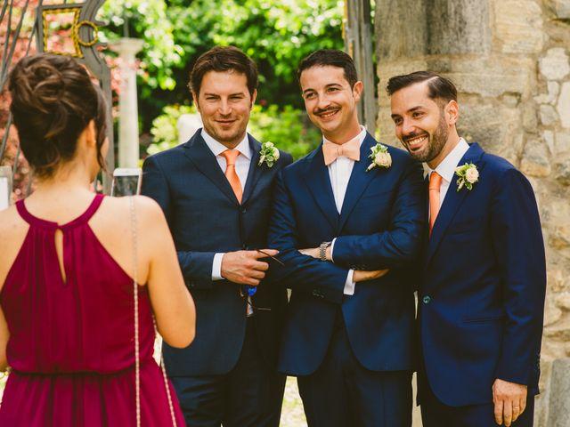 Il matrimonio di Matteo e Laura a Varese, Varese 36